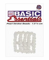 Basic Essentials - Pearl Stroker Beads Small