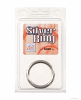 Metal Ring Small - Silver