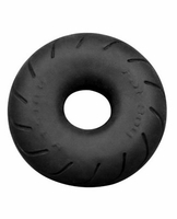 Perfect Fit SilaSkin Cruiser Ring Cock Ring - Opaque Black