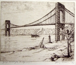 George Washington Bridge - Harry Shokler