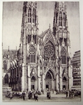 St. Patrick's Cathedral - Andrew Karoly