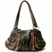 Chocolate Accented Shoulderbag