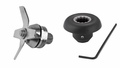 4 Point Replacement VT-1 Blender Blade With VT-C Coupler Kit For Vita-Mix