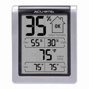 Acurite Digital Humidity & Temperature Monitor, 00613