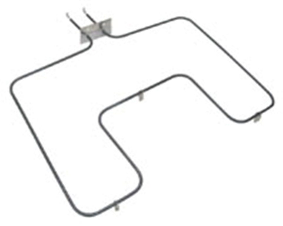 318255006 Bake Element For Frigidaire Tappan 318255002