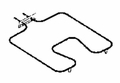 Bake Element for General Electric, AP2031077, PS249449, WB44X5043