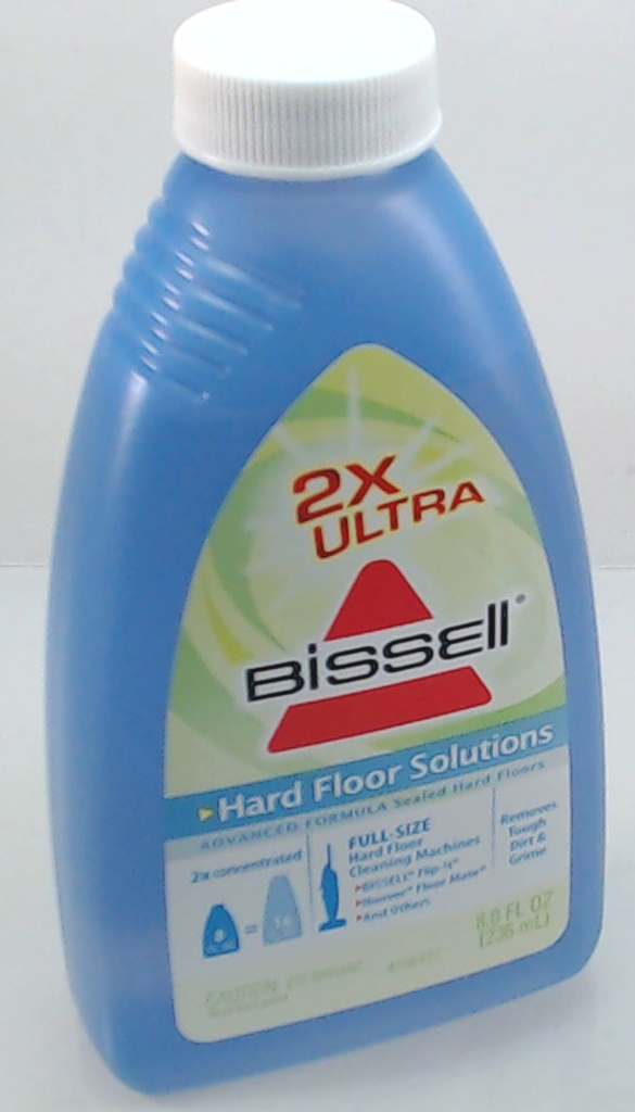 40856l9 Bissell 2x Hard Floor Solutions Formula 8 Ounce