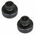 Bissell Cap and Insert Assembly 2 Pack, for Powerfresh Steam Mops, 2038413
