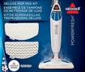 BISSELL PowerFresh Steam Mop Pads (2 pk) with Fragrance discs (4 ct), 5938