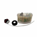 Bissell Steam Mop Water Filter, Cap and Insert Kit, 1603247