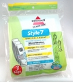 Bissell Style 7 Vacuum Bags, 3 Pack, 30861, 32120