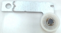 Clothes Dryer Idler Assembly for Whirlpool, Sears, W10118756, W10547290