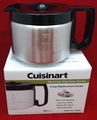 Cuisinart Coffee Maker Brushed Stainless Series, 4-Cup Carafe, DCC-450BRC