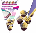 Cupcake Creations, Icing Duets Bags, 20 Pack, 9901