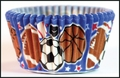 Cupcake Creations, No Muffin Pan Required Baking Cups, All Star Sports, 8898