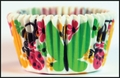 Cupcake Creations, No Muffin Pan Required Baking Cups, Spring, 8849