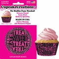 Cupcake Creations, No Muffin Pan Required Baking Cups, Sweet Treat, 90522