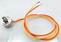 Defrost Thermostat for General Electric, AP2639521, PS303478, WR50X129