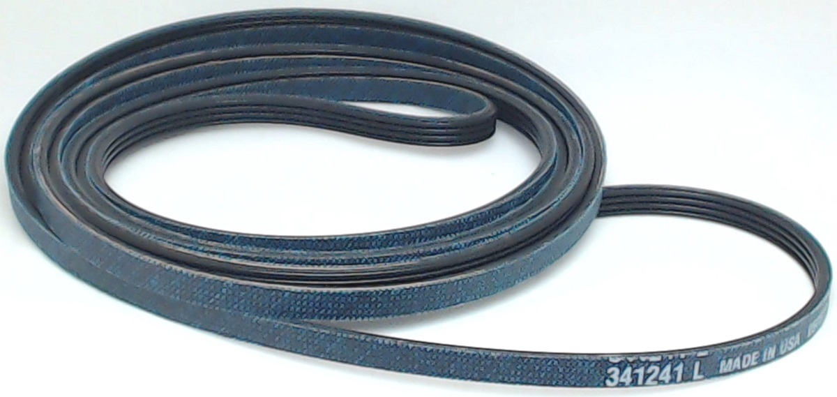 341241 Dryer Drum Belt For Whirlpool