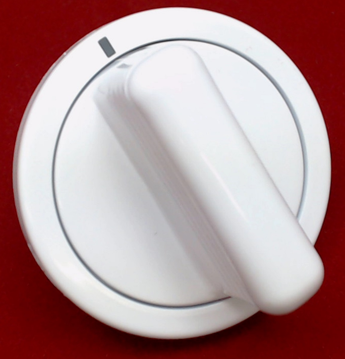 We01x10160 Dryer Timer Knob White For General Electric