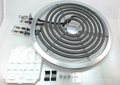 """Electric 8"""" Burner for General Electric, AP2634795, PS244048, WB30X354"""