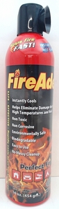 Enforcer FireAde Fire Suppression System, 16 oz. Can, 16FA2K-12