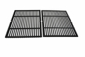 Gas Grill Cast Iron Cooking Grid, 2 pcs, for Kenmore & Others, 66652