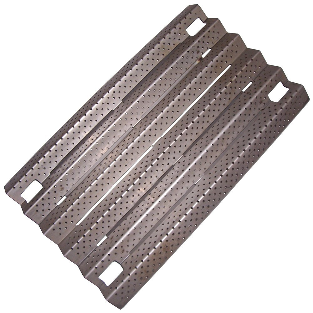 91931 Gas Grill Stainless Steel Heat Plate For Kirkland