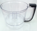 KitchenAid Food Processor Bowl with Black Handle, KFP77WBOB, 8211908