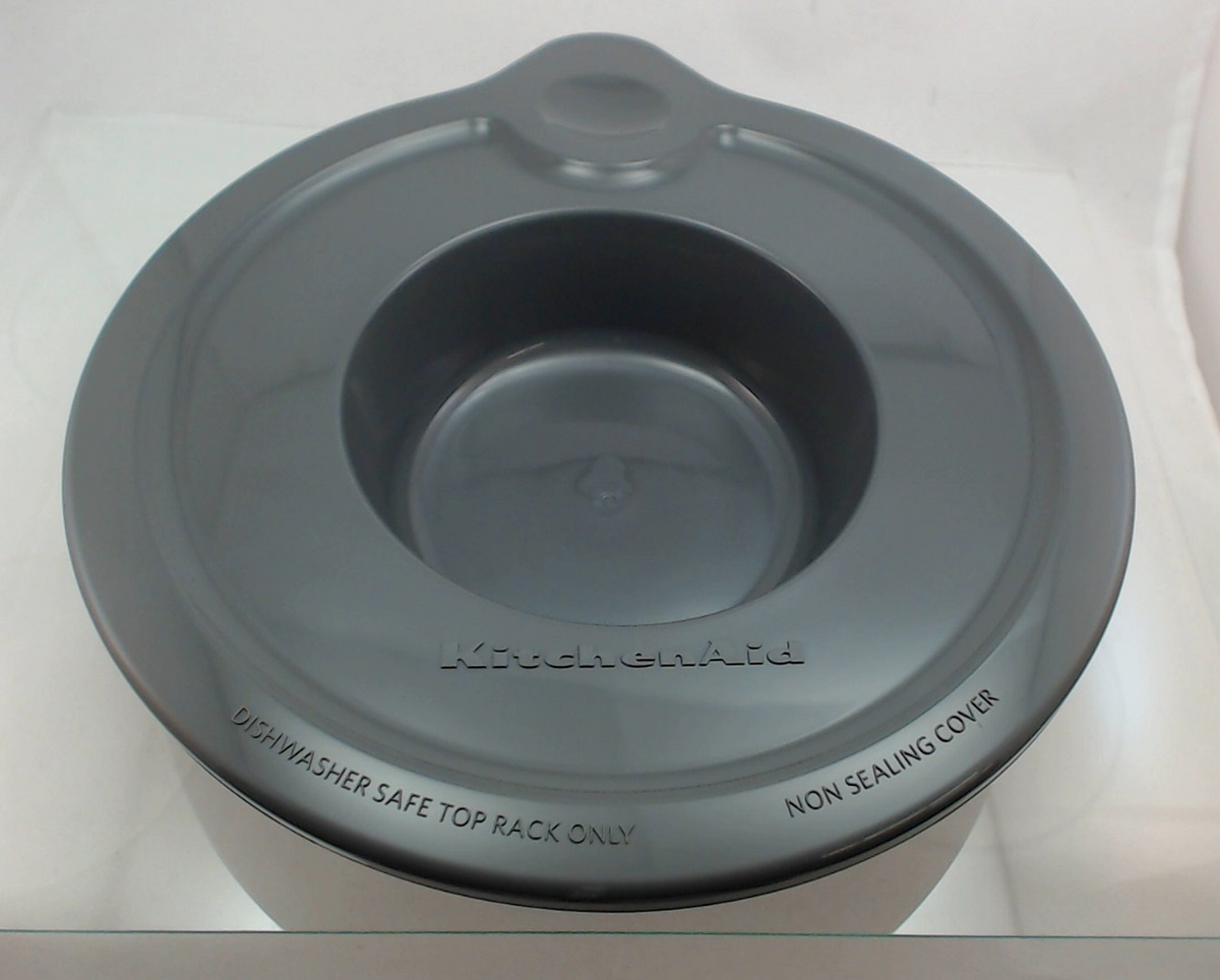 wpw10223140 - kitchenaid stand mixer glass bowl cover