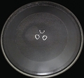 Microwave Glass Turntable for General Electric, AP3793663, PS956214, WB49X10129