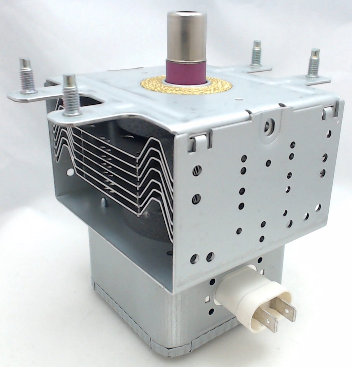 microwave tubes Microwave heating, drying, bonding,  smaller hold tubes also reduce capital investment and operating costs for system pumps with volumetric heating .