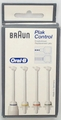 Oral-B Plak Control replacement Jets, 4 Pack, ED5, 64723791