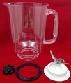 Plastic Blender Jar Repair Kit for KitchenAid, 9704200, 9704230, 9704291