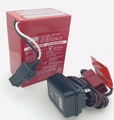 Power Wheels Super 6 Volt Red Battery & Charger Kit, PWRBKIT