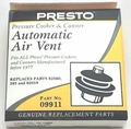 Presto Pressure Cooker Automatic Air Vent 09911