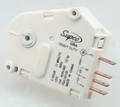 Refrigerator Defrost Timer for Amana, Maytag, Magic Chef, 66128-1 68233-1