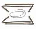 Refrigerator Door Gasket for General Electric, AP2641966, PS296957, WR24X432