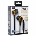 Sentry EVO Bluetooth, Rechargeable, Wireless In-Ear Buds with In Line Mic, BT851