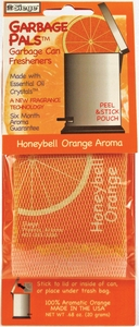 Siege Garbage Pals, Garbage Can Fresh, Honeybell Orange Aroma, Made In USA, 3703