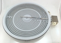 Smooth Top Range Burner for General Electric, Hotpoint,  WB30T10044