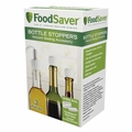 Sunbeam FoodSaver Vacuum Sealing Accessory Bottle Stoppers, T03-0024-02P