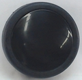 Timer Knob, Black, for Whirlpool, Sears, Kenmore, AP3018866, PS342523, 3364290