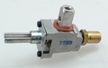 Top Burner Gas Valve for General Electric, AP3860401, PS1018974, WB06X10635