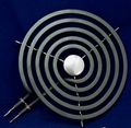 """Top Surface Burner 8"""" for General Electric, AP3186376, PS243922, WB30T10074"""