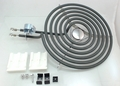 """Top Surface Burner 8"""" for General Electric, Hotpoint AP2027829 PS244046 WB30X348"""