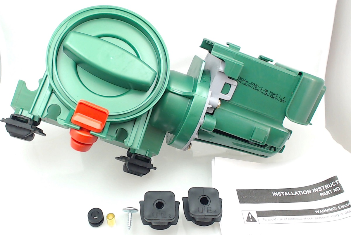 280187 Duet Pump And Motor For Whirlpool