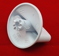 Washer Timer Knob, White, for General Electric WH1X2754