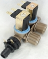 Water Valve for Whirlpool, Kenmore, Sears, PS731801, AP3175369, 3979346