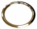 """Range Chrome 6"""" Trim Ring For General Electric, GT6, WB31X5013"""